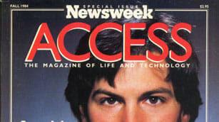 Стив Джобс, интервью 1984 года