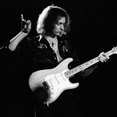 Ричи Блэкмор 1975