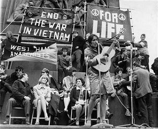 Рок-н-ролл – музыка протеста