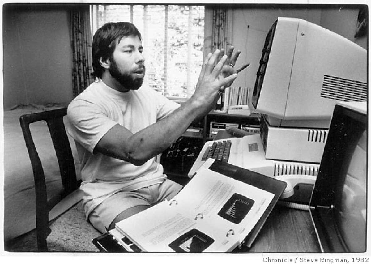 Стив Возняк, интервью 1979 года, часть 2