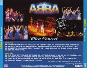 ABBA live Vienna 1979
