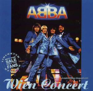ABBA Vienna 1979