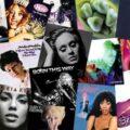 Лучшие альбомы женщин