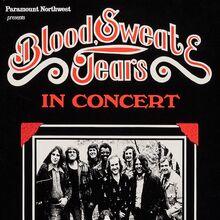 Blood, Sweat & Tears live Boston 1968