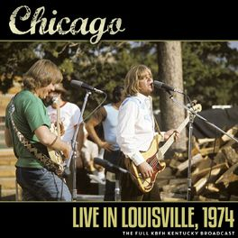 Chicago live Louisville 1974