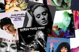 Лучшие женские альбомы