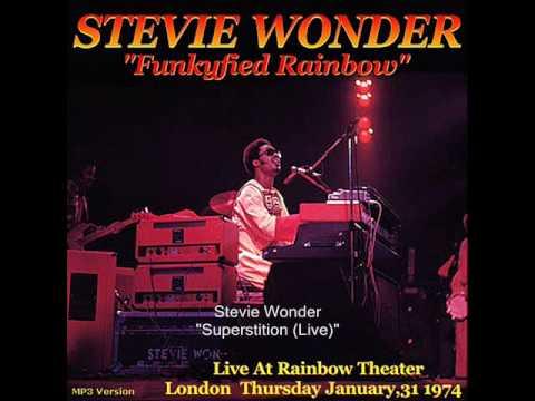 Stevie Wonder live 1973