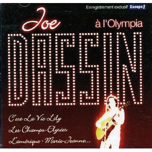 Джо Дассен Олимпия 1977