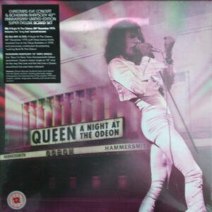 Queen live Hammersmith Odeon 1975