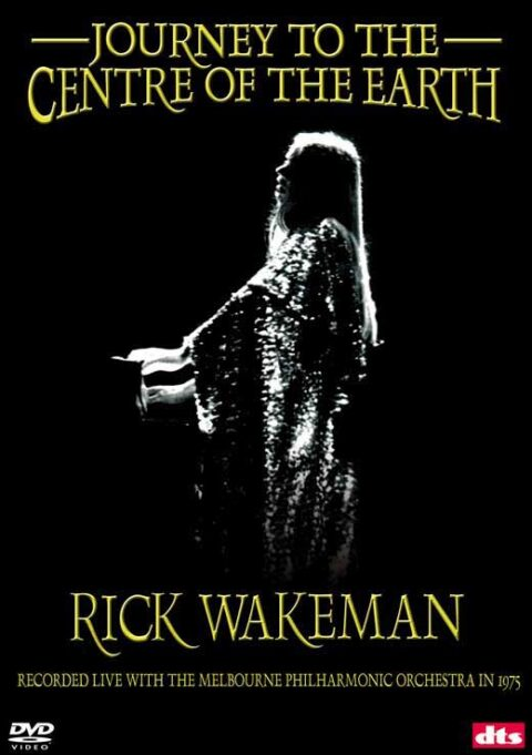 Rick Wakeman journey to the Centre of the Earth 1975